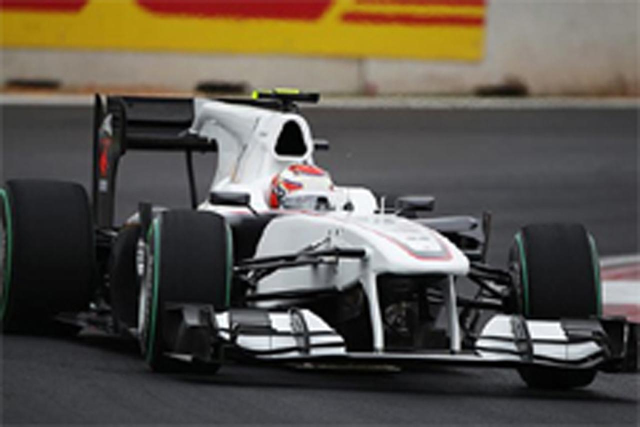 小林可夢偉 F1韓国GP 予選