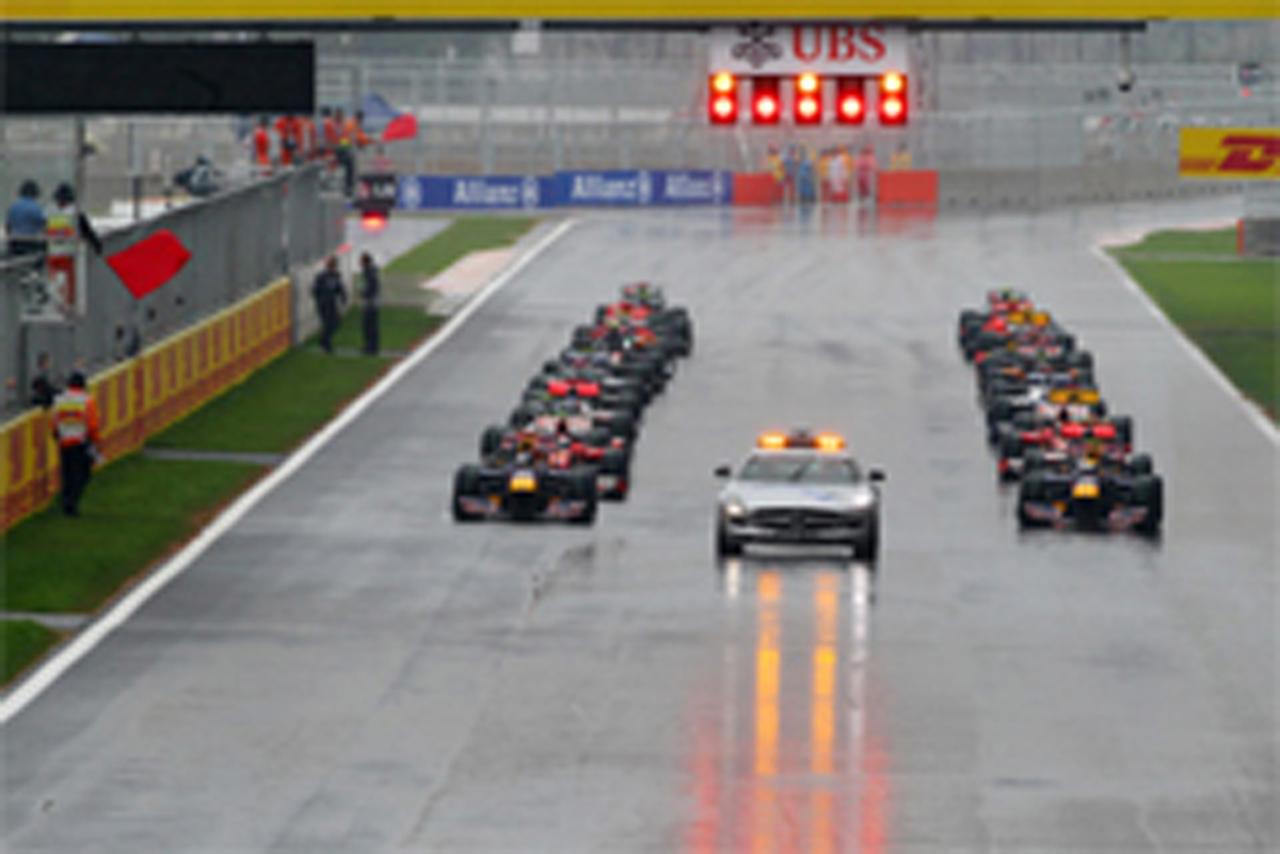 F1韓国GP 結果