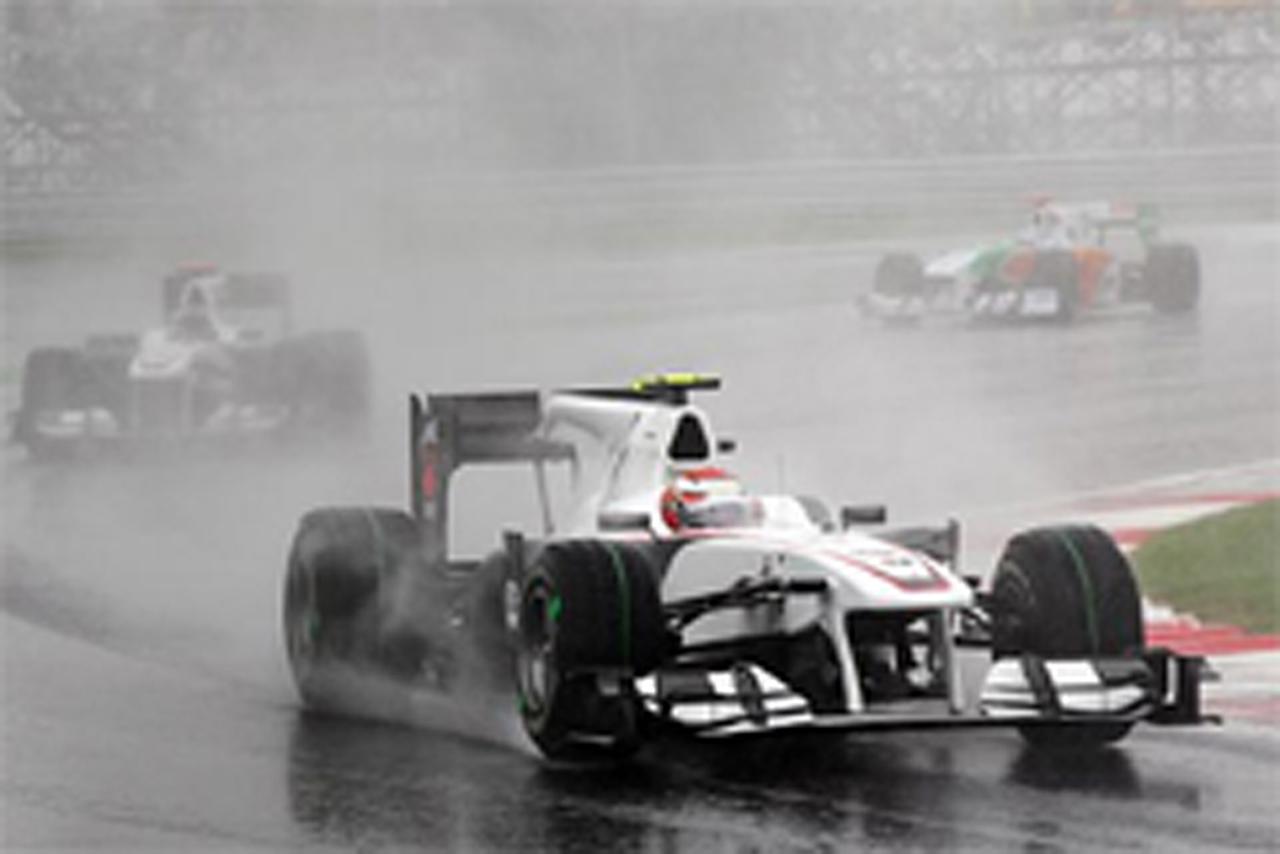 小林可夢偉 F1韓国GP