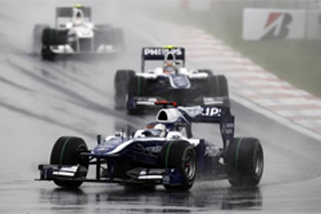 ウィリアムズ F1韓国GP