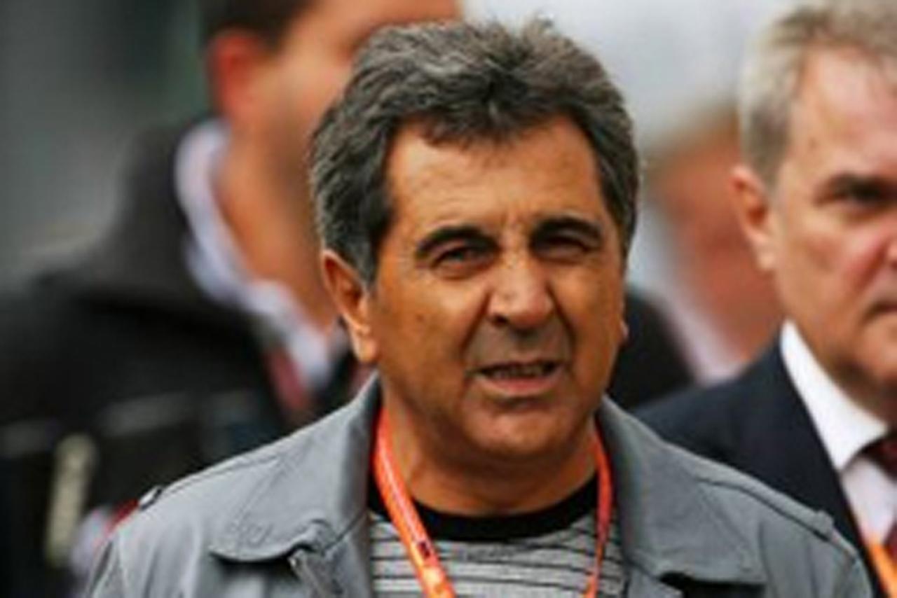 ブルガリアGP F1