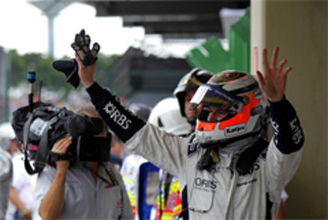 ブリヂストン F1ブラジルGP 予選
