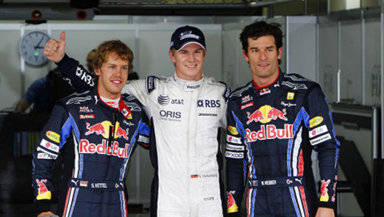 ブラジルGP 予選 F1