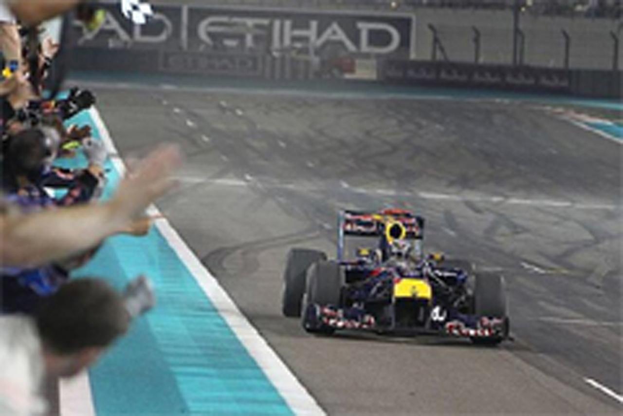ブリヂストン F1アブダビGP