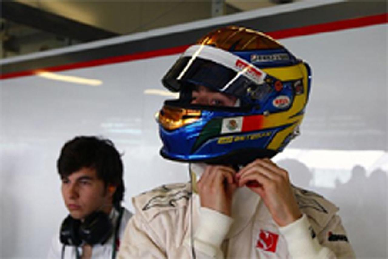エステバン・グティエレス、F1レース出場に準備万端