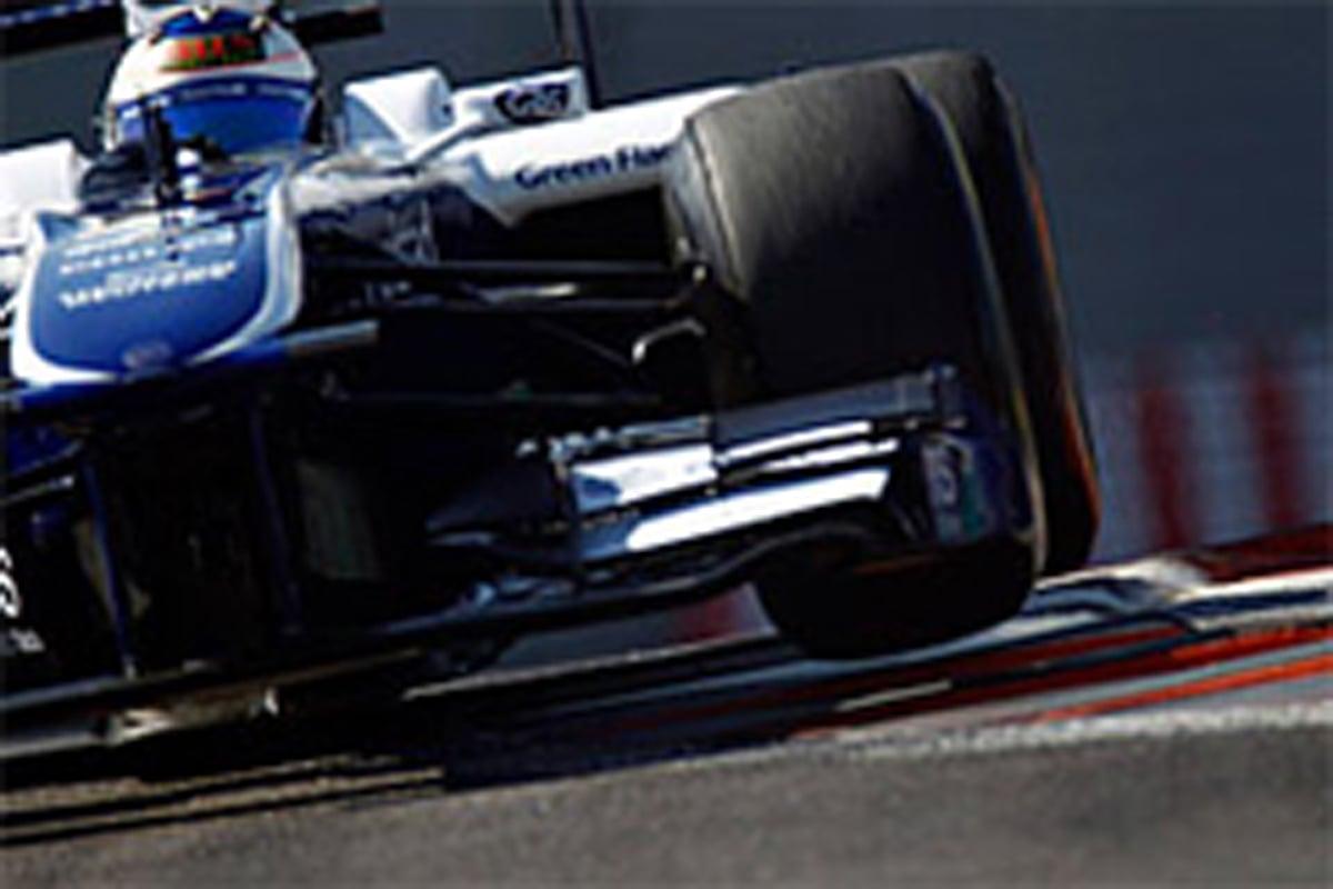 ウィリアムズ FW33