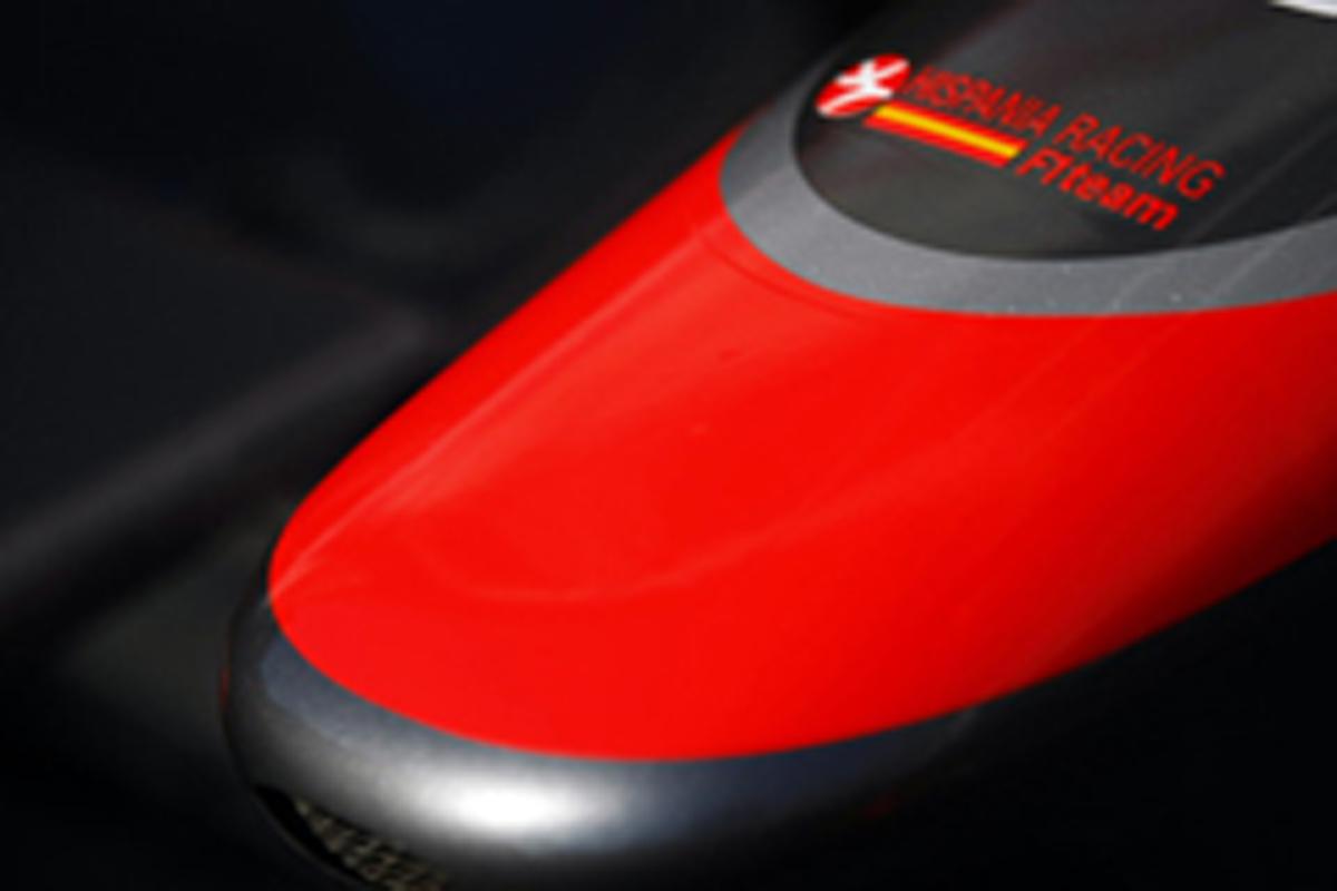 ヒスパニア・レーシング F111