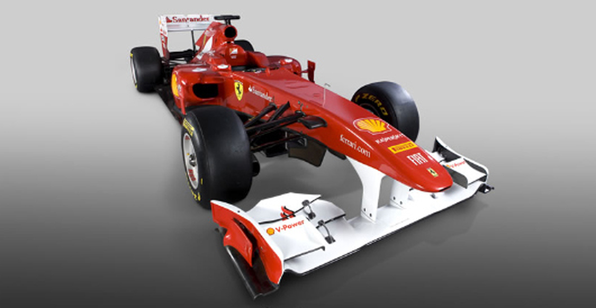 フェラーリ F150 画像