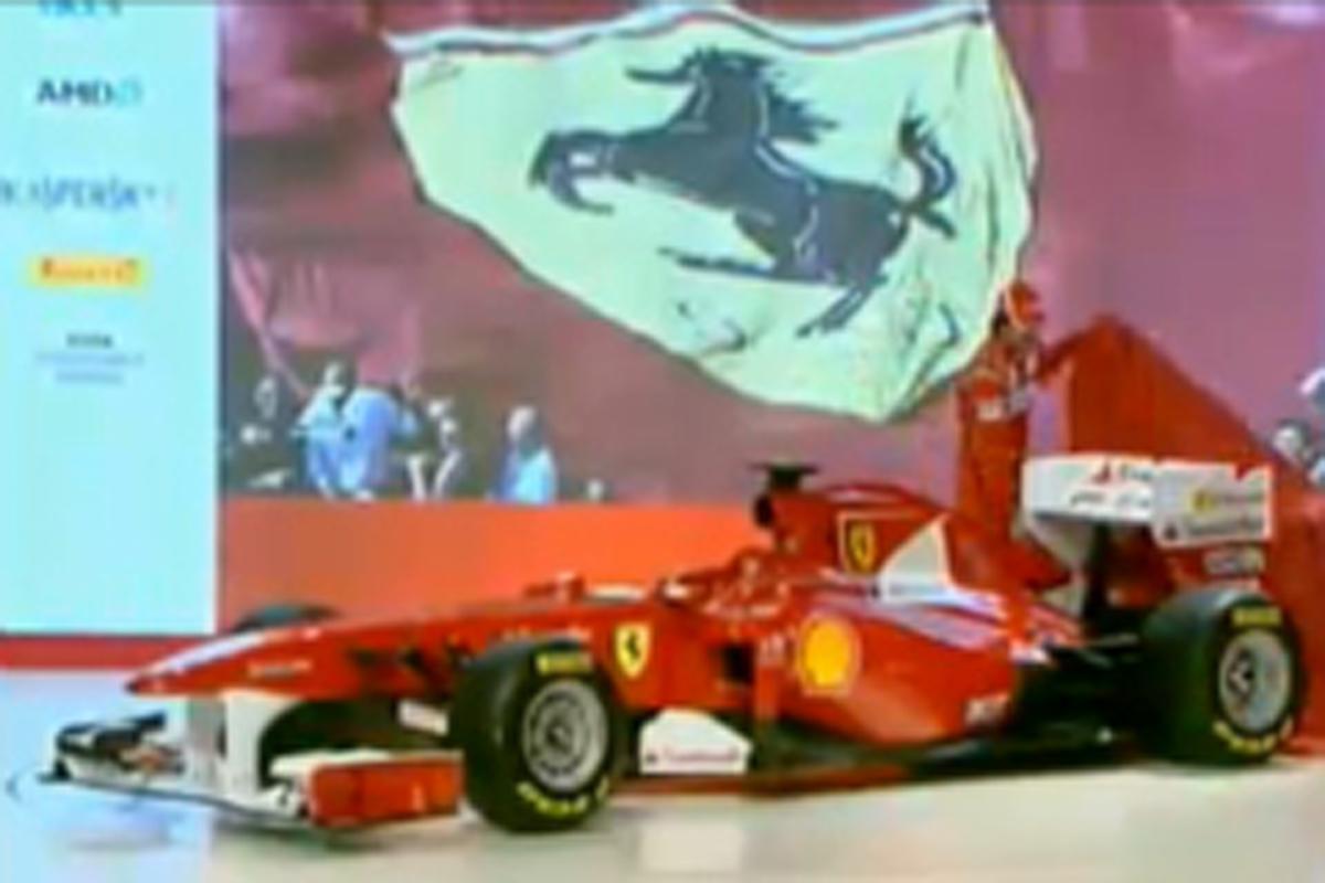 フェラーリ F150