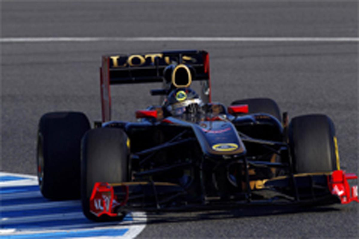 F1 ニック・ハイドフェルド