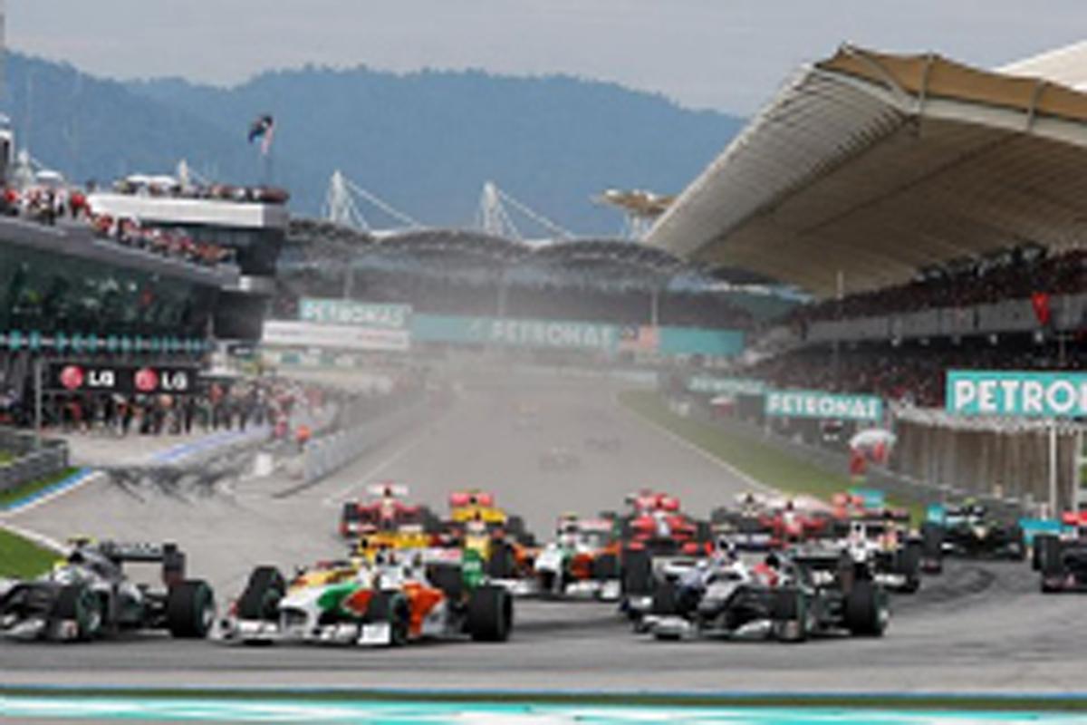 F1マレーシアGP