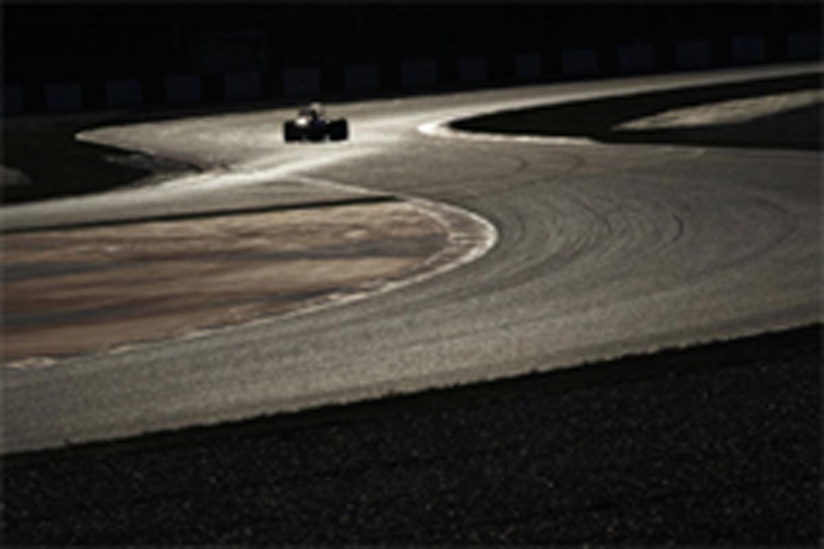 バルセロナ F1合同テスト