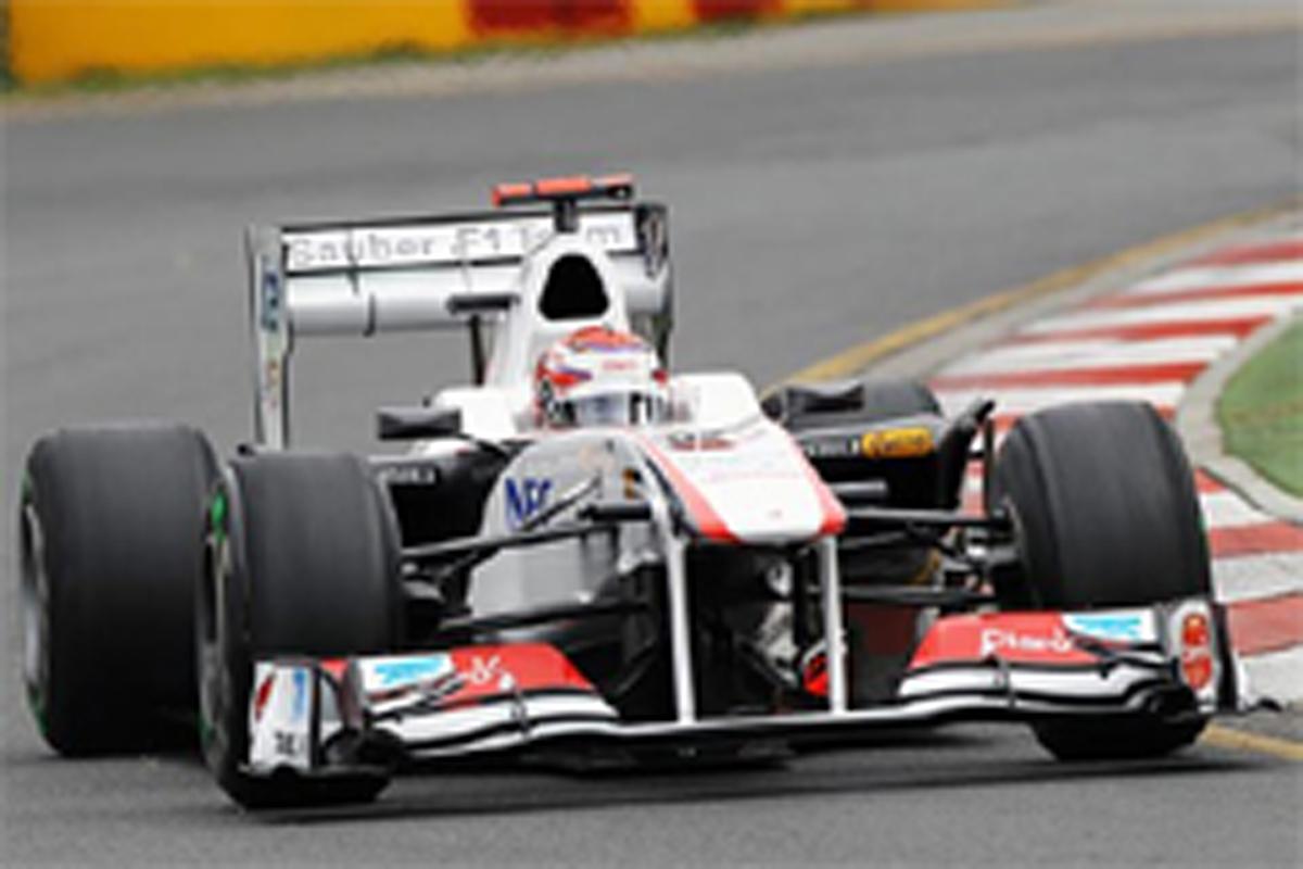 小林可夢偉 F1オーストラリアGP 結果