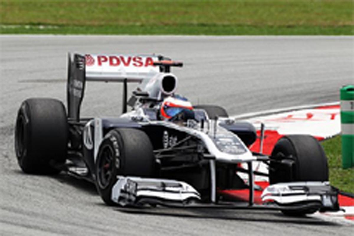 ウィリアムズ F1 マレーシアGP 予選