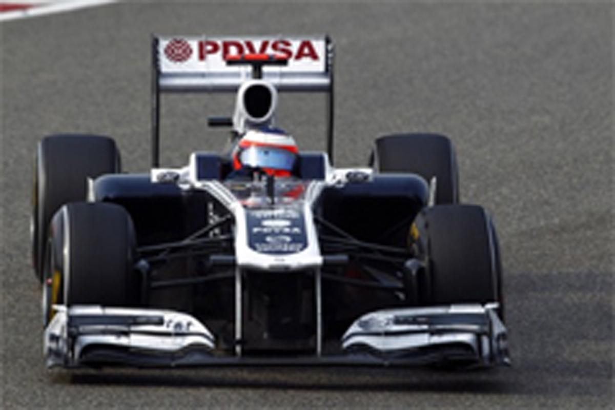 ウィリアムズ F1中国GP 結果