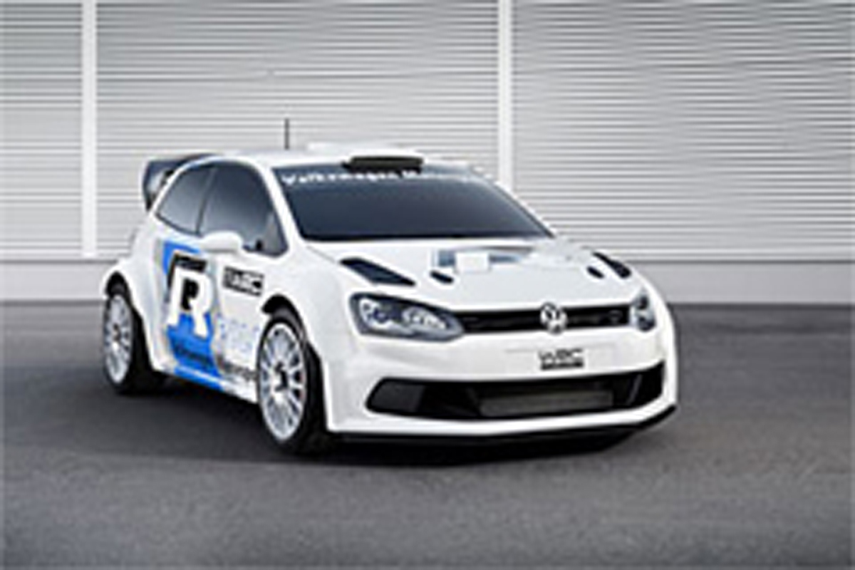 フォルクスワーゲン WRC