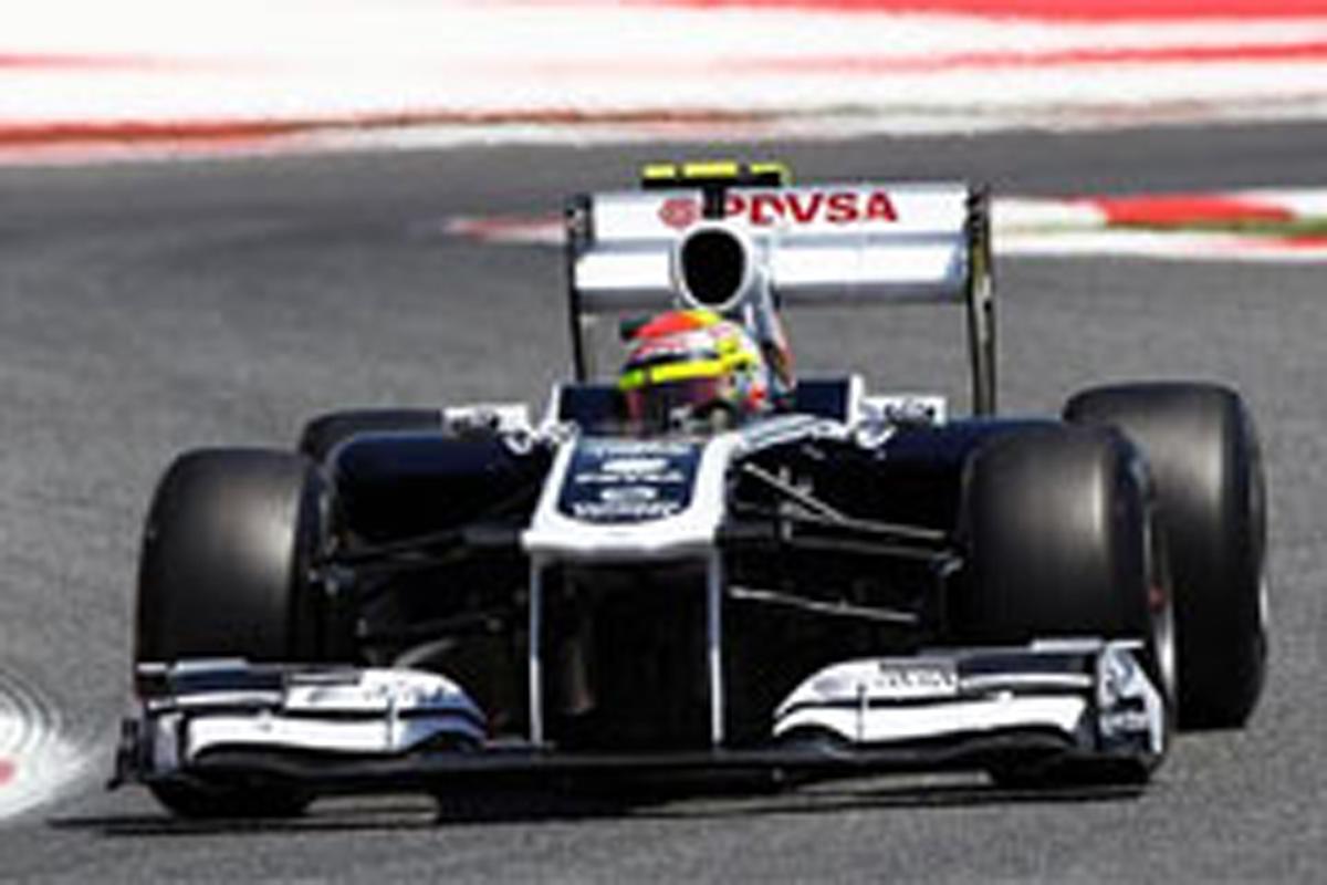 ウィリアムズ F1スペインGP