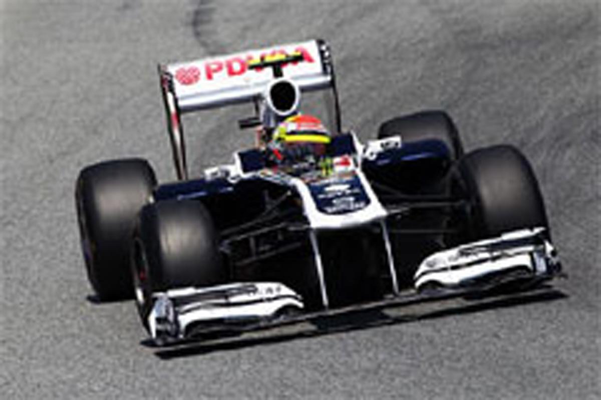 ウィリアムズ F1スペインGP 予選