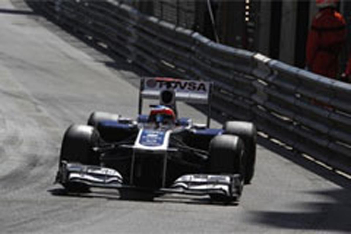 ウィリアムズ F1モナコGP 結果