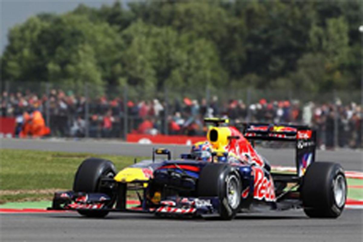 F1 イギリスGP 予選結果