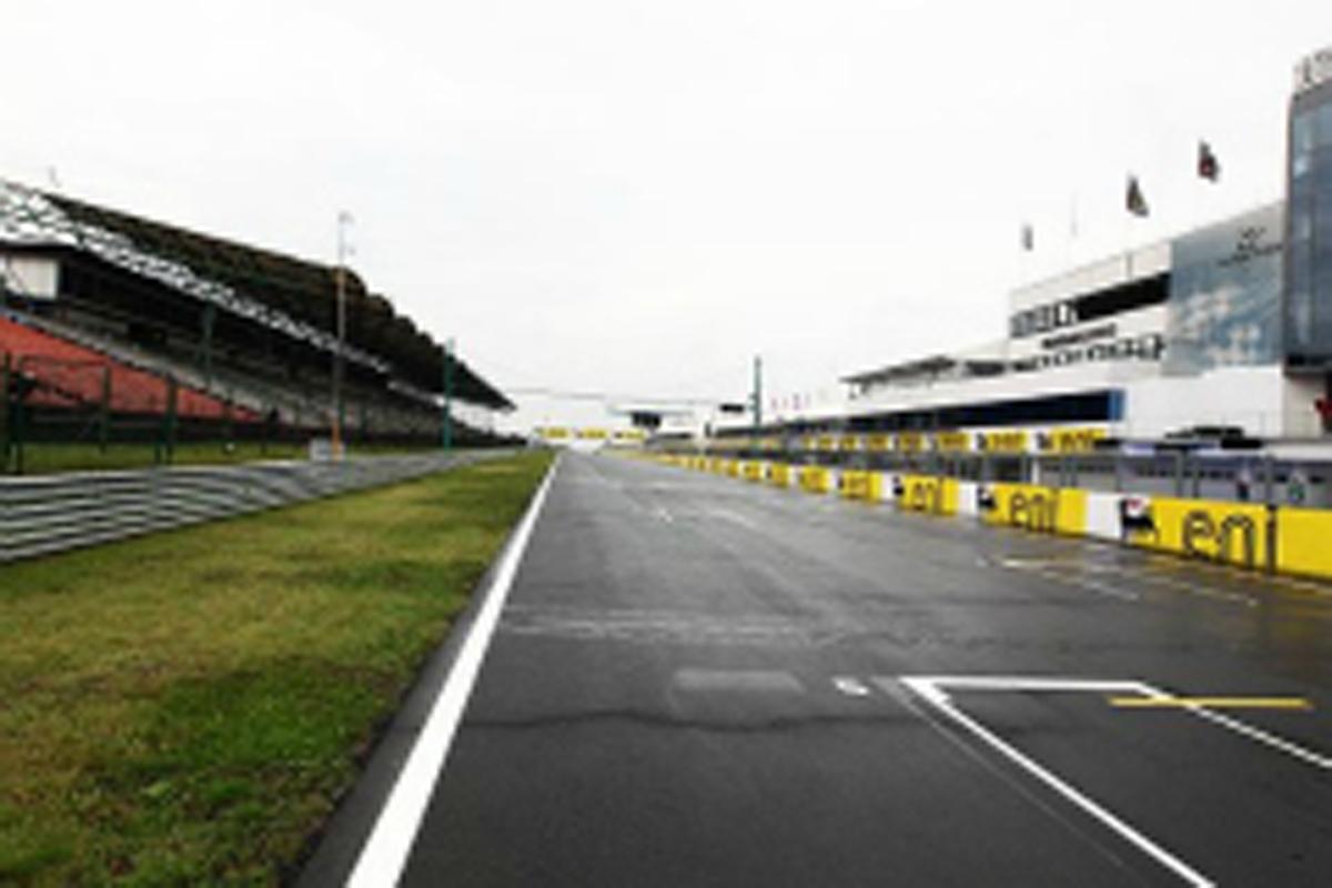F1 ハンガリーGP フリー走行1回目