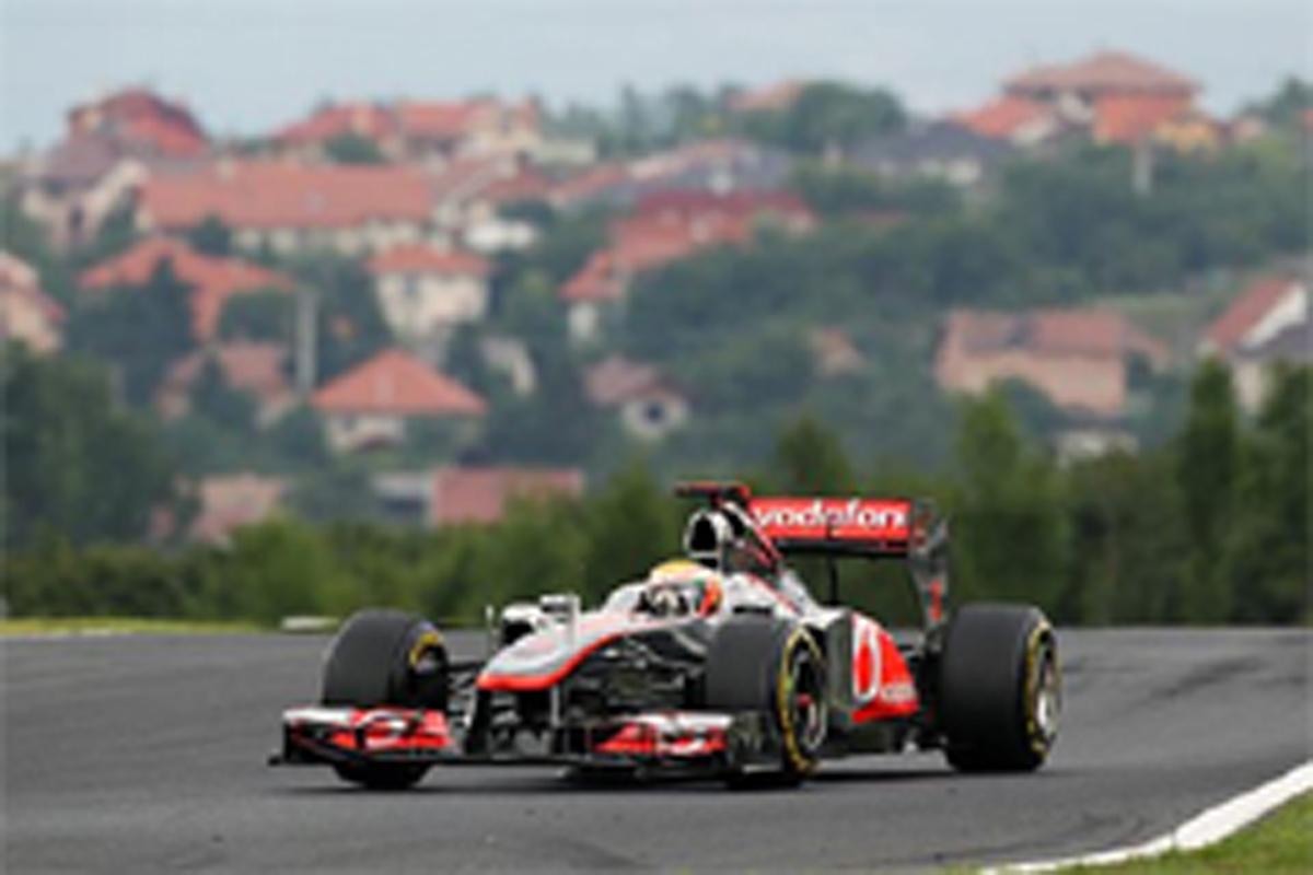 F1 ハンガリーGP