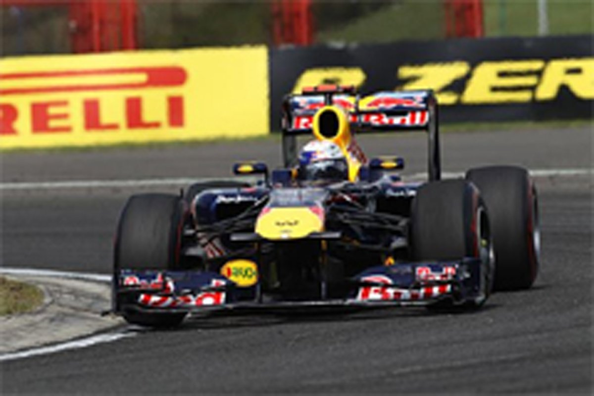 F1 ハンガリーGP フリー走行