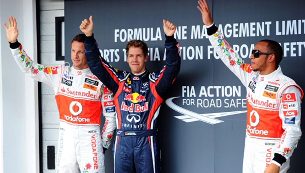 F1 ハンガリーGP 予選