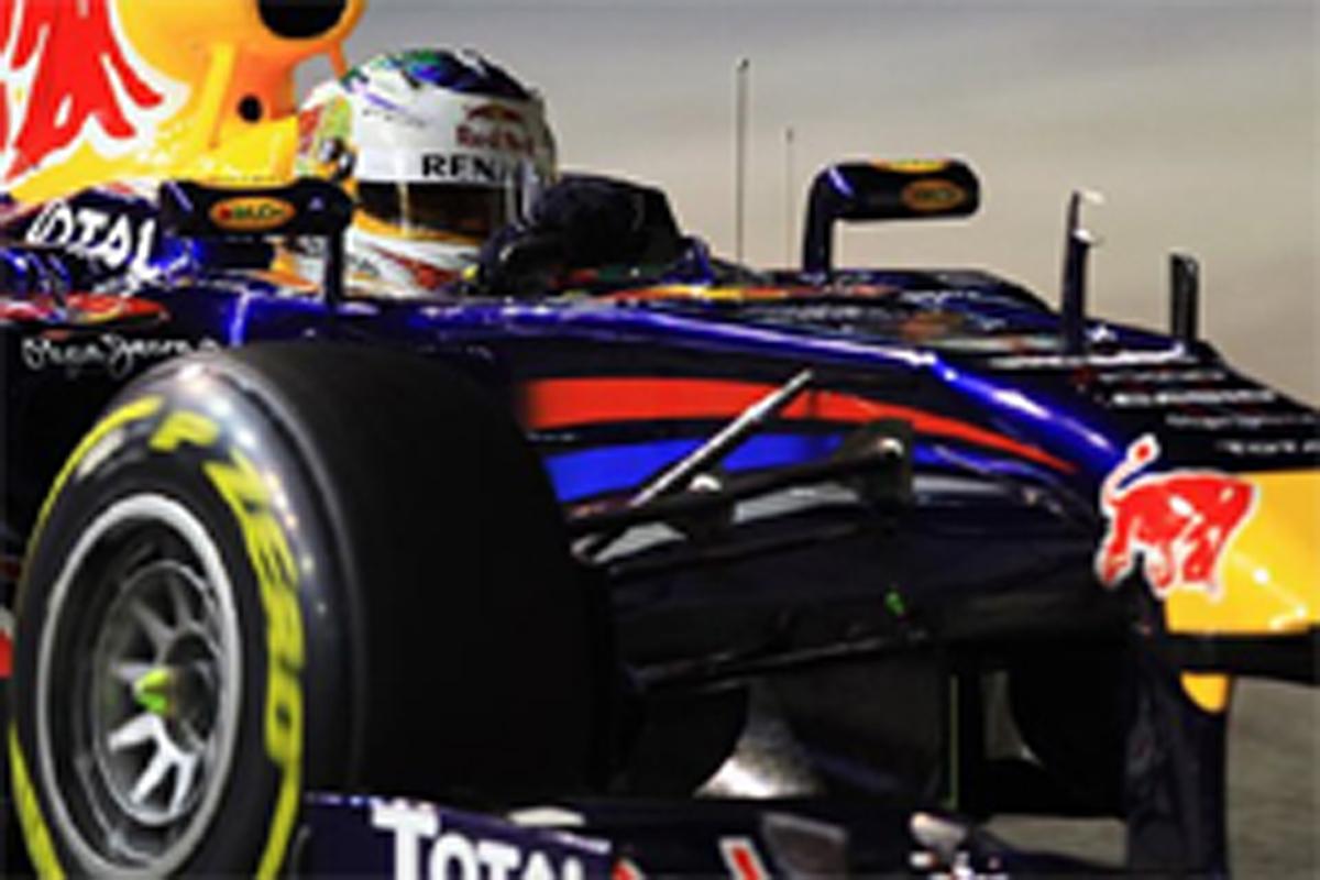 F1シンガポールGP 予選結果