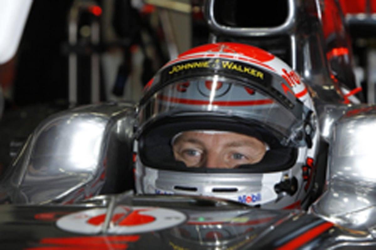 ジェンソン・バトン F1日本GP ヘルメット