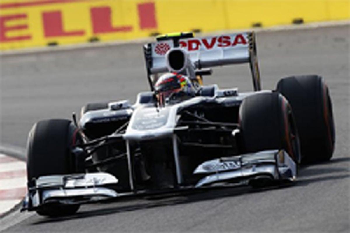 ウィリアムズ F1韓国GP 予選結果