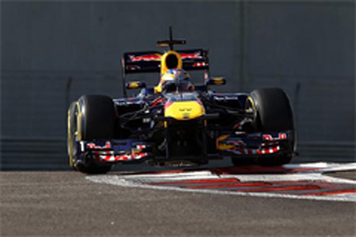 F1 若手ドライバーテスト
