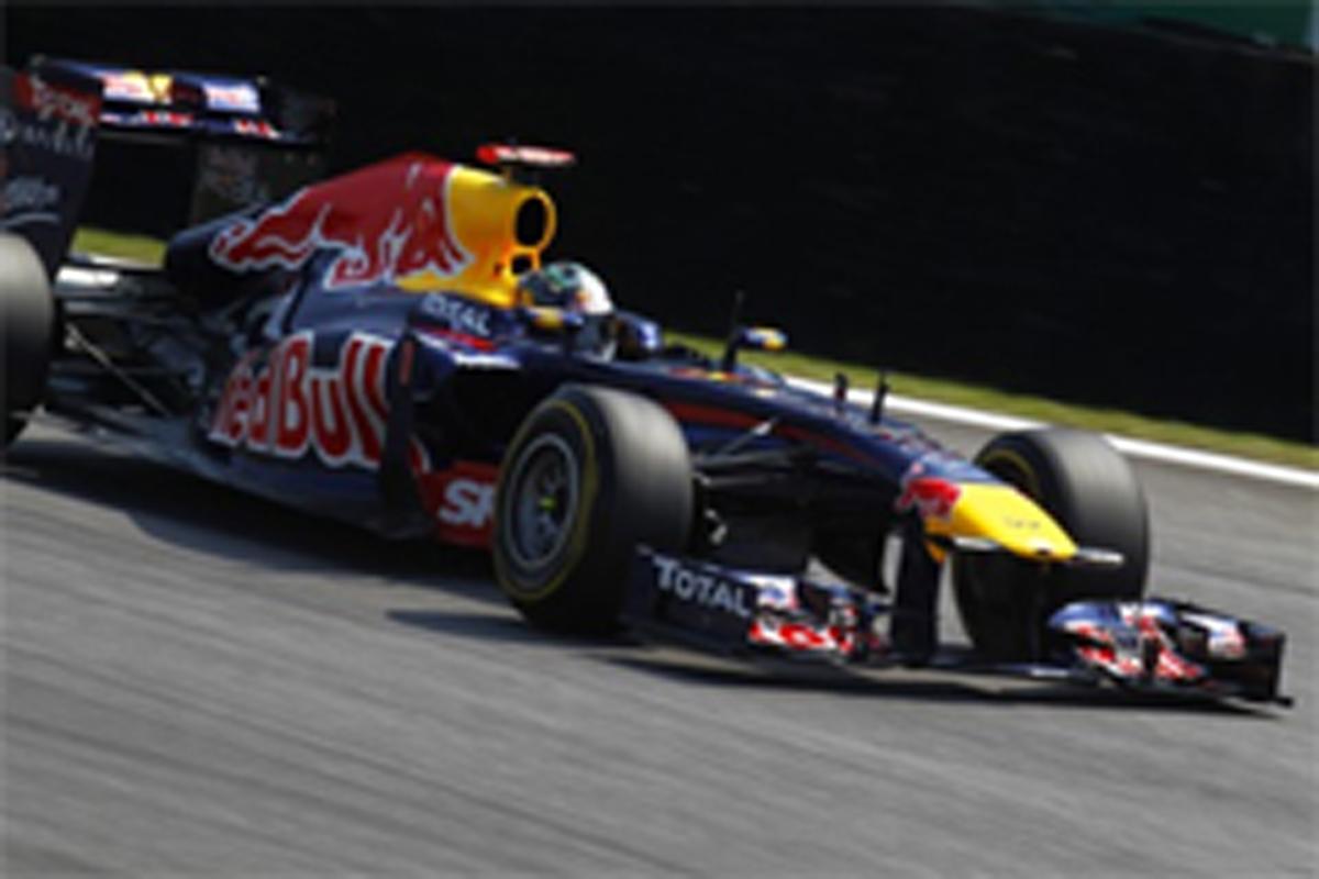 F1ブラジルGP 予選