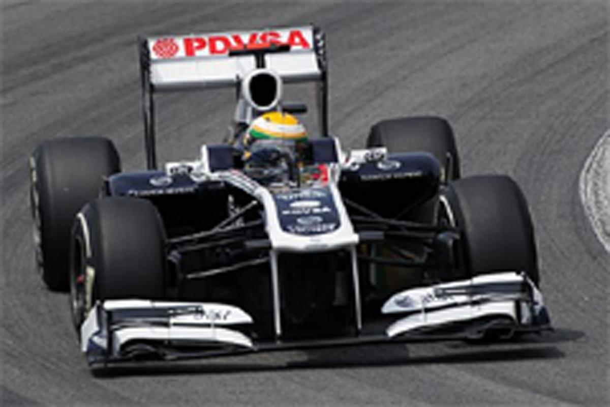 ウィリアムズ F1ブラジルGP 予選結果