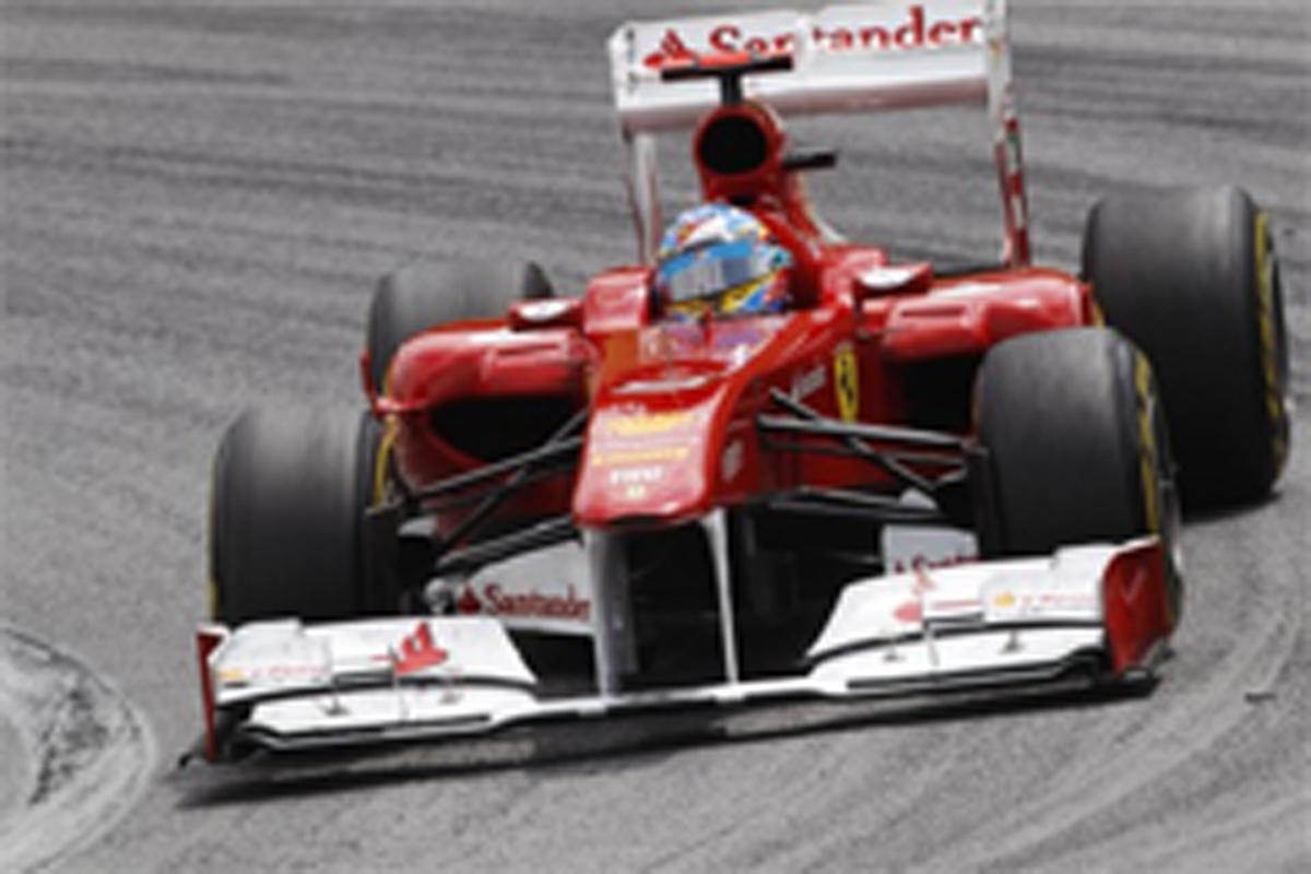 フェラーリ F1ブラジルGP 結果