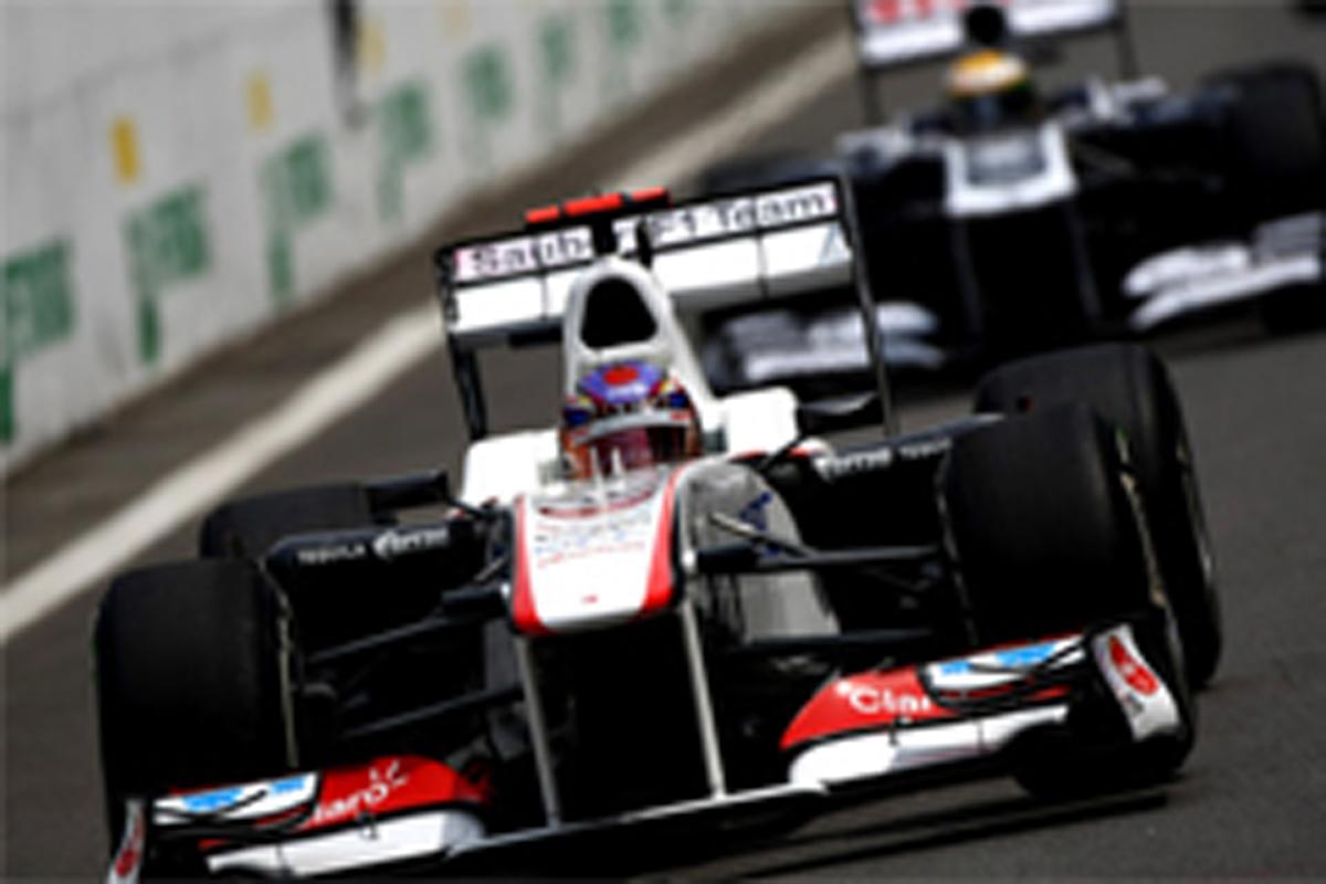 小林可夢偉 F1ブラジルGP 結果