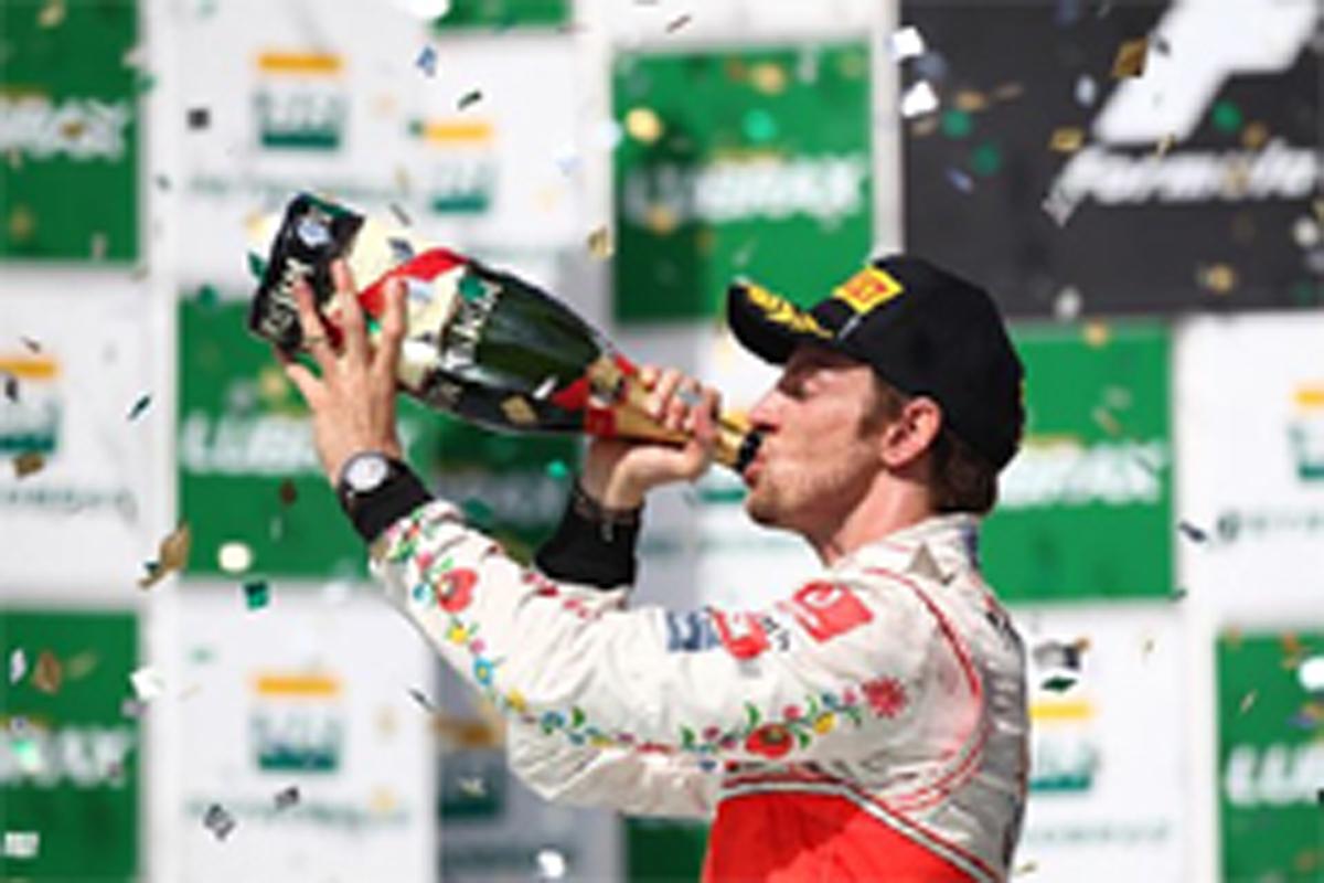 マクラーレン F1ブラジルGP 結果