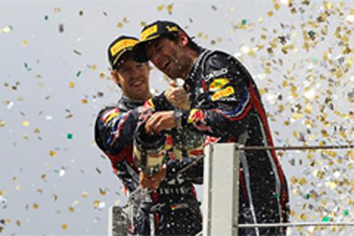 レッドブル F1ブラジルGP 結果