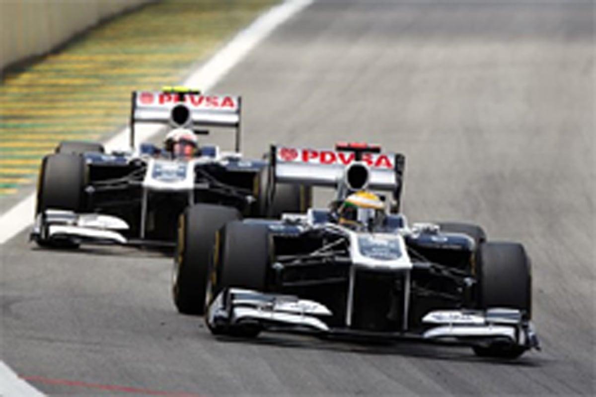 ウィリアムズ F1ブラジルGP 結果