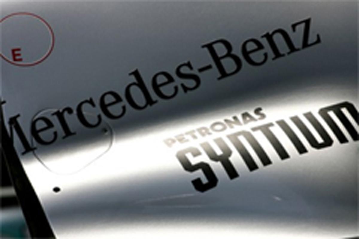 メルセデス・ベンツ F1エンジン