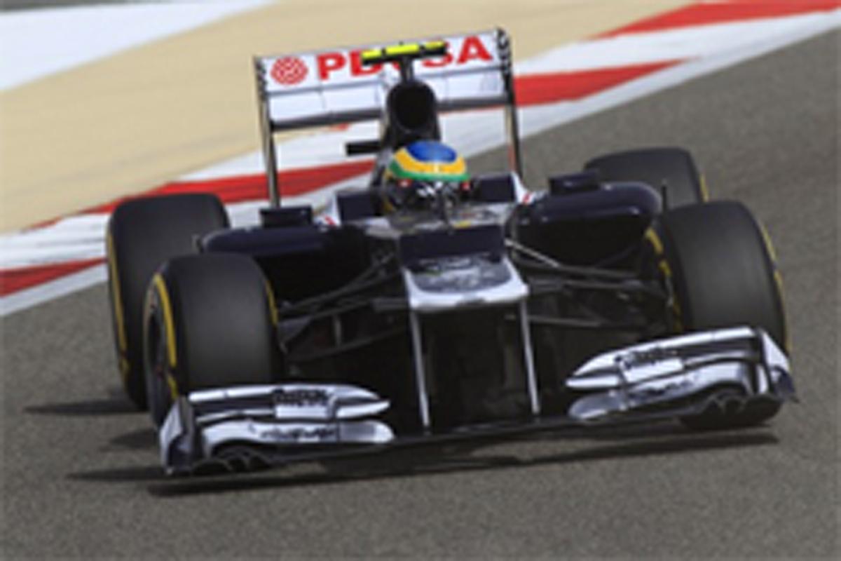 ウィリアムズ F1バーレーンGP 予選 結果
