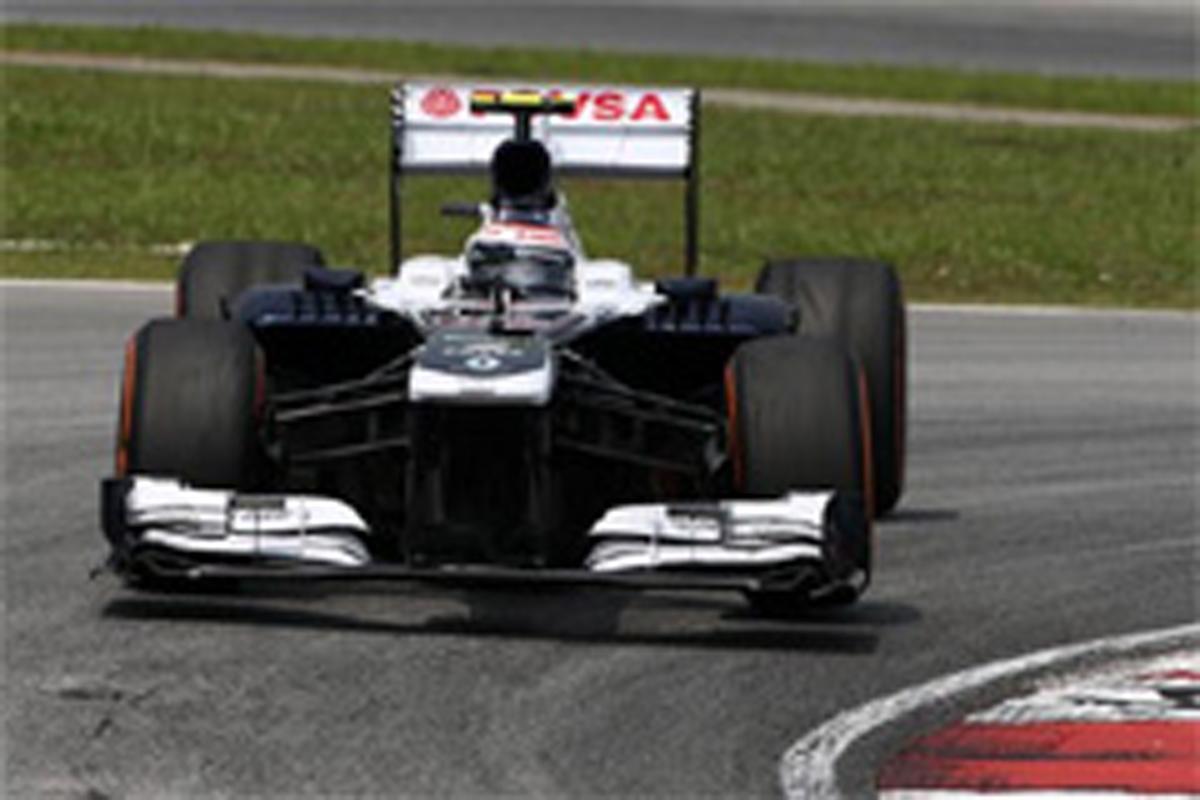 ウィリアムズ F1 マレーシアGP