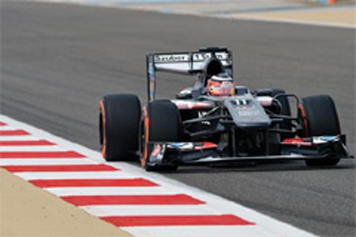 ザウバー F1バーレーンGP