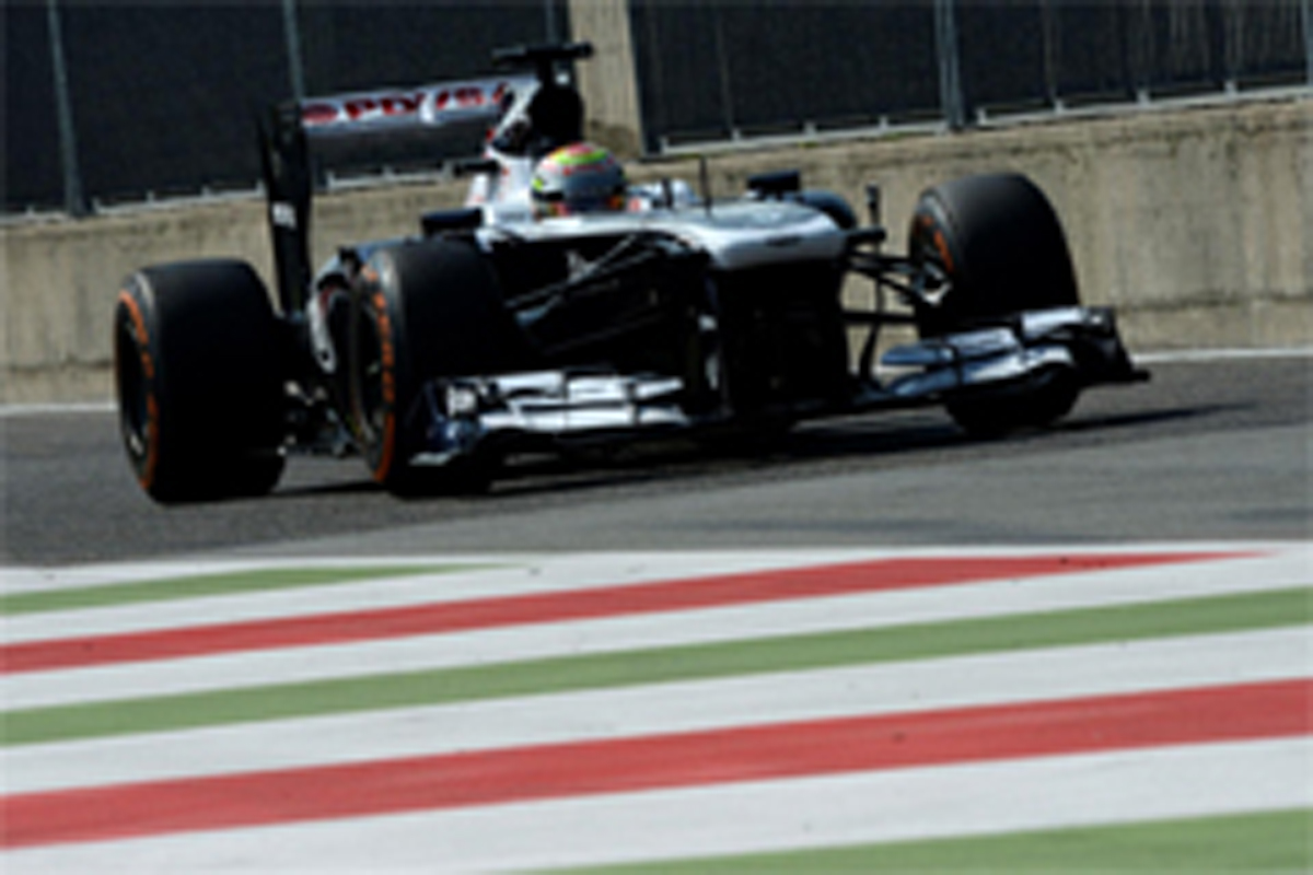 ウィリアムズ F1イタリアGP 予選
