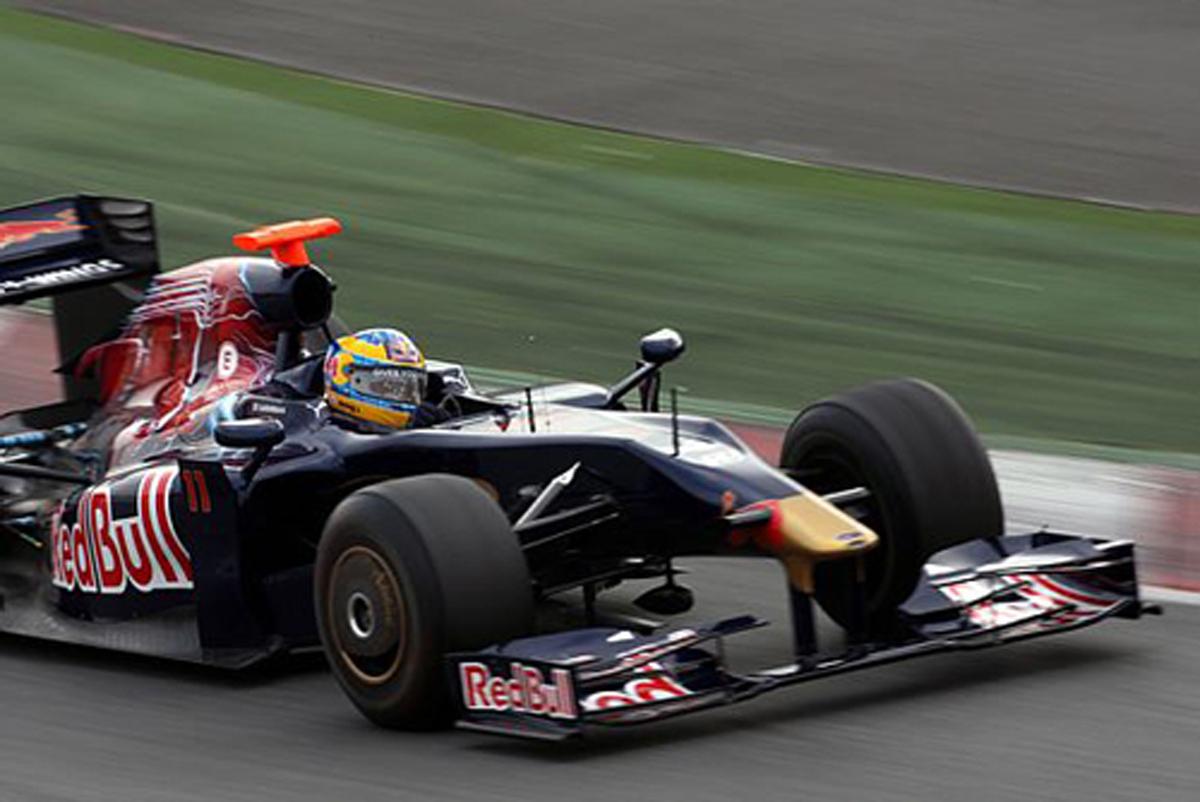 Toro Rosso STR4 画像