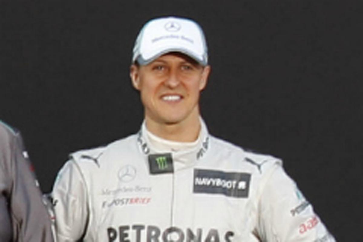 ミハエル・シューマッハ F1 W03