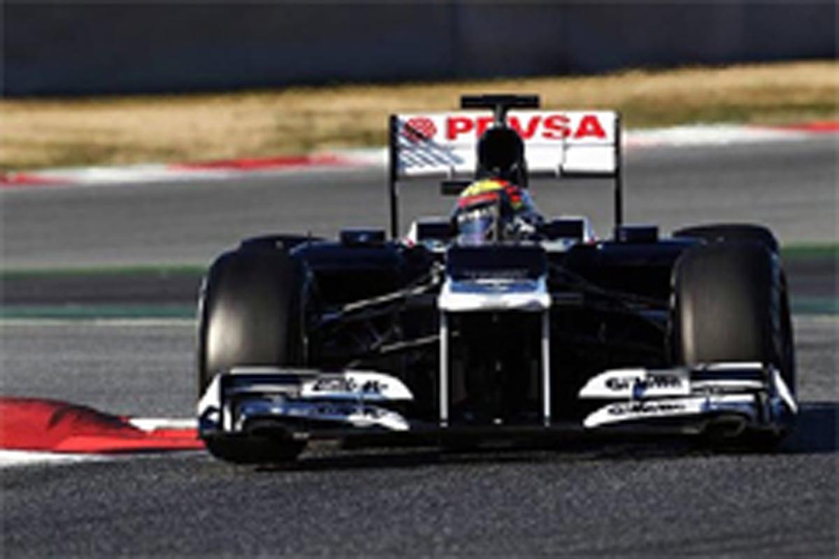 F1 バルセロナテスト 3日目