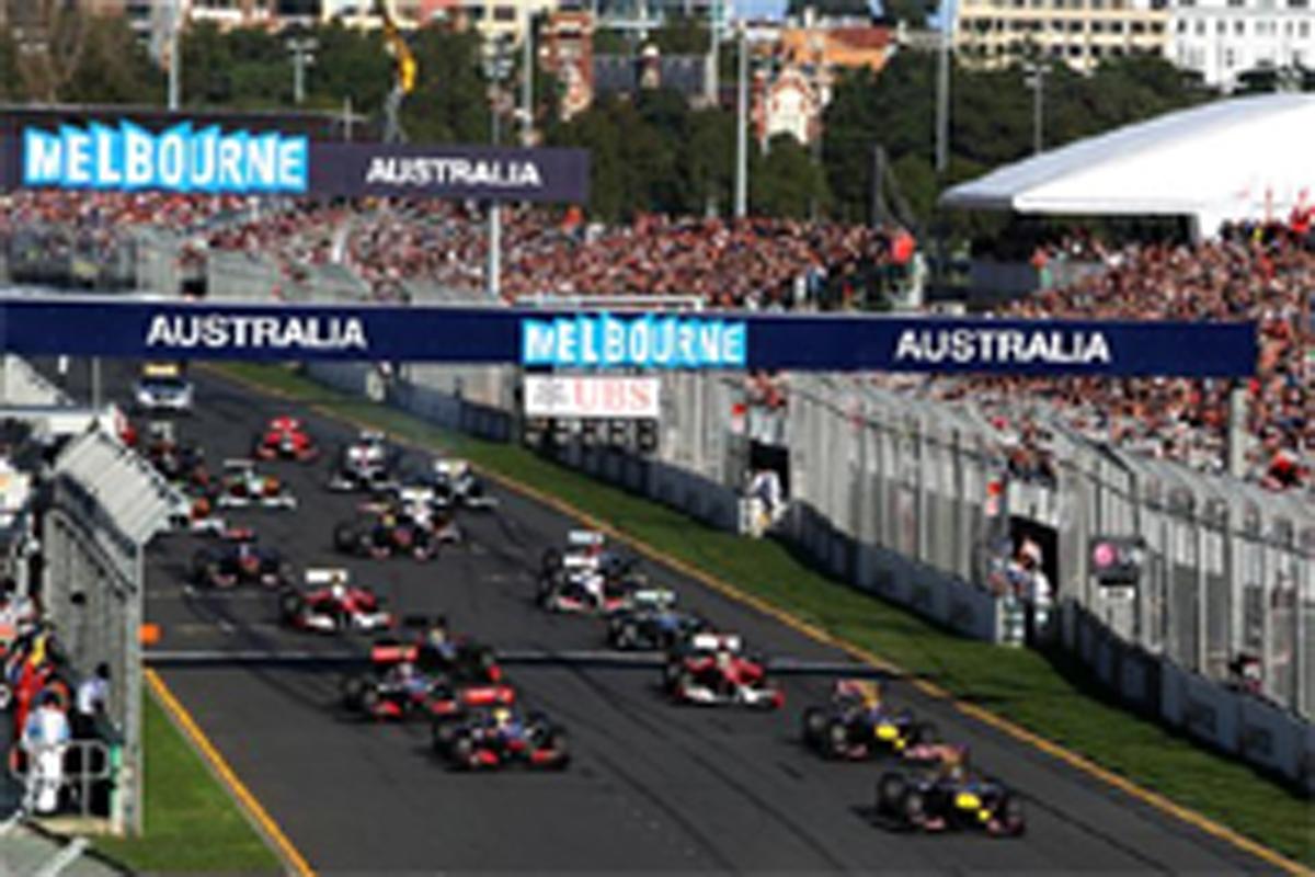 2012年 F1放送 BSフジ