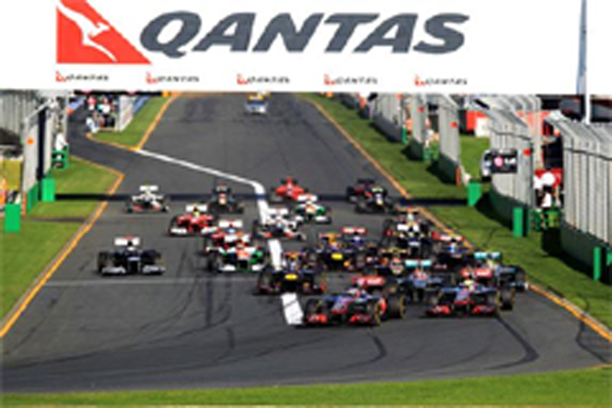 F1 オーストラリアGP 結果