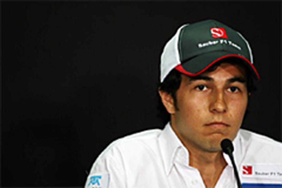セルジオ・ペレス
